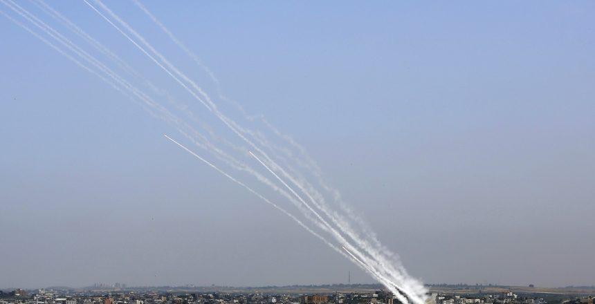 Gaza rocket fire