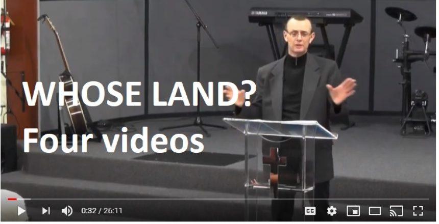Whose Land title